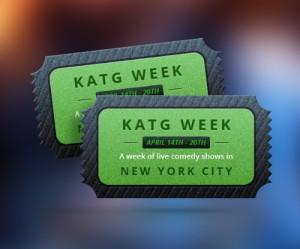 katg week